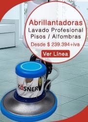 Abrillantadoras Industriales - KOSNER