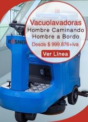 Vacuolavadoras Industriales - KOSNER
