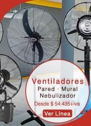 Ventiladores Industriales - KOSNER