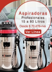 Aspiradoras Industriales - KOSNER