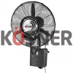 Ventilador Nebulizador Pared 26 Pulgadas
