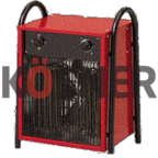 Turbo Calefactor Eléctrico 5 Kw